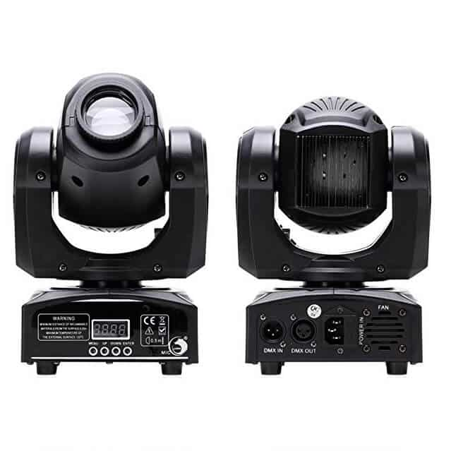 dj moving head light 9