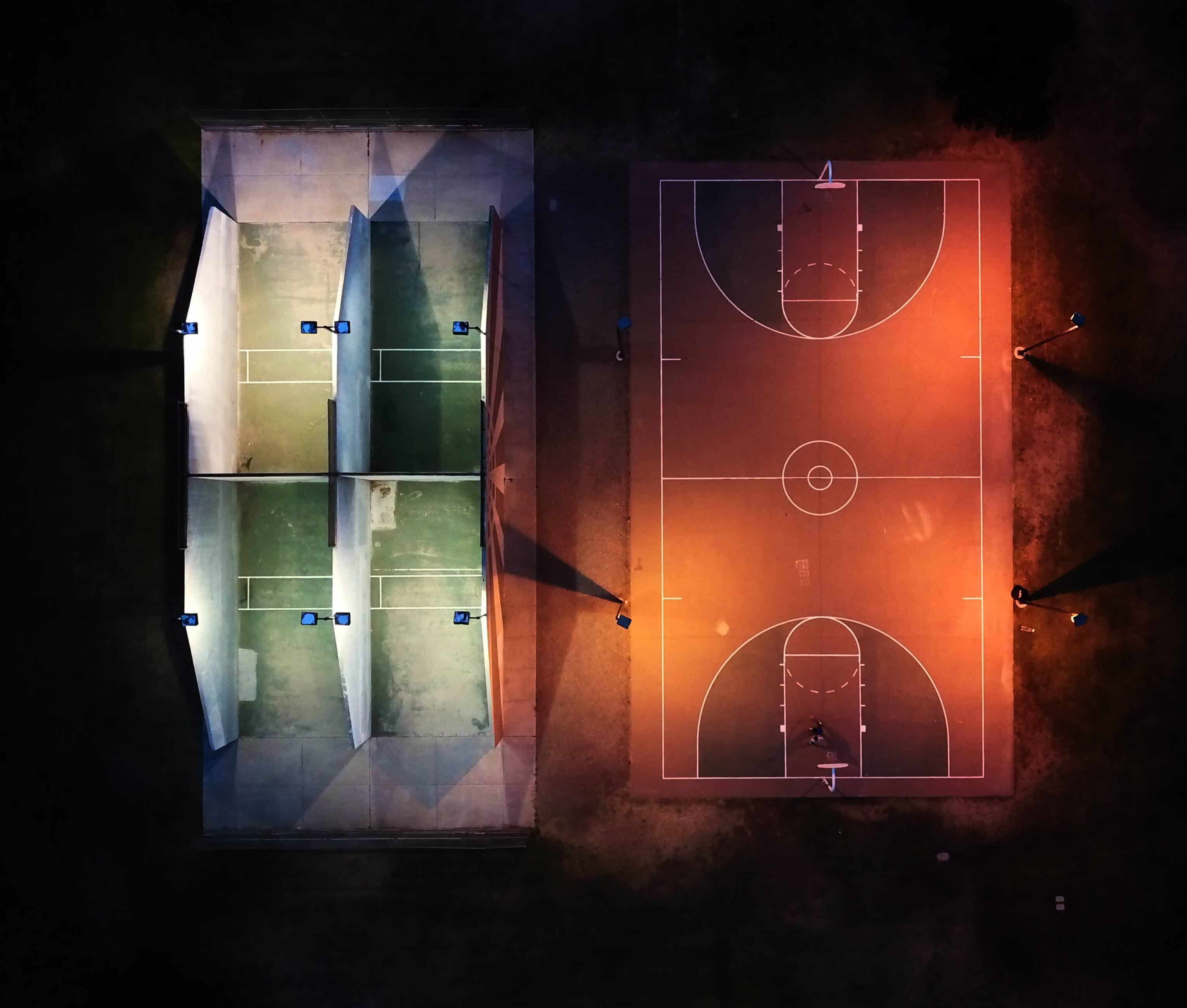 Top 9 Best LED Flood Light Options for an Sport Court Outdoor in 2019