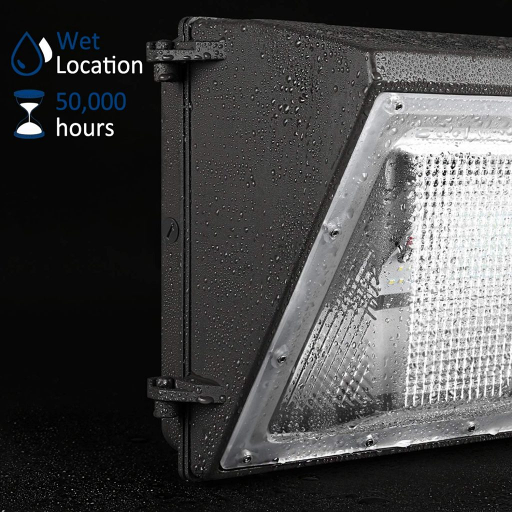 best led wall pack