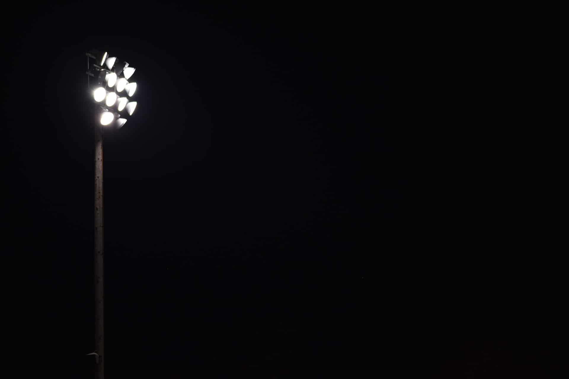 stadium light