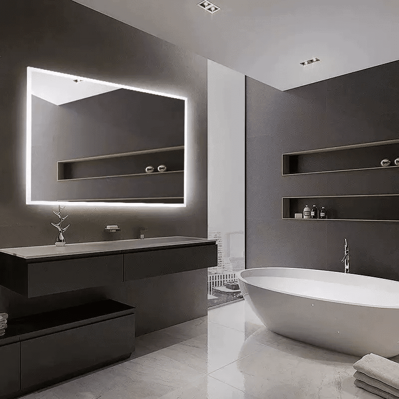Bathroom- mirror -with -lights
