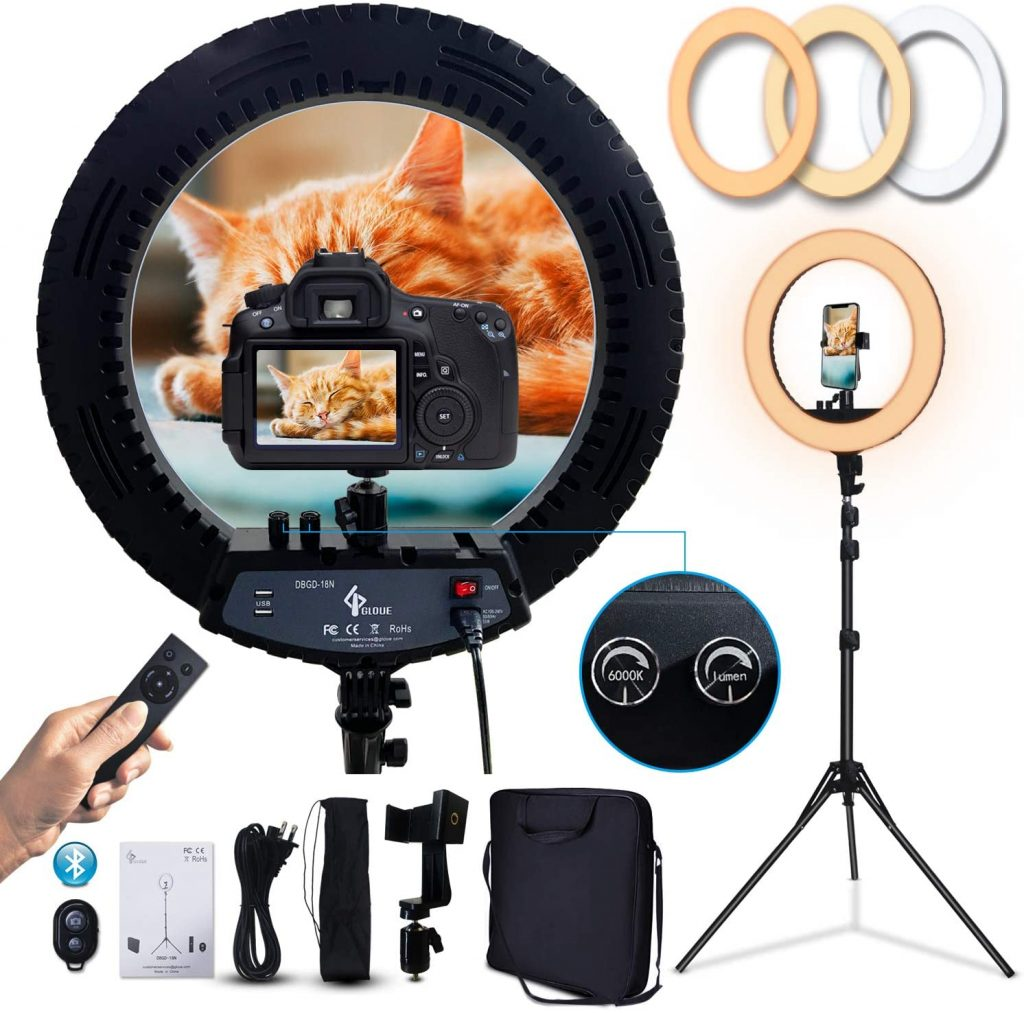 ring-light-for-photography -amazon